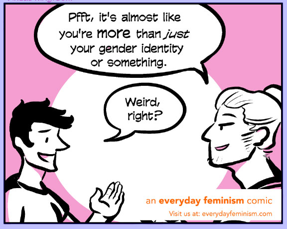 Everyday Feminism Comics
