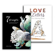 Coloring Book 2 Pack