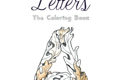 Love Letters: The Coloring Book